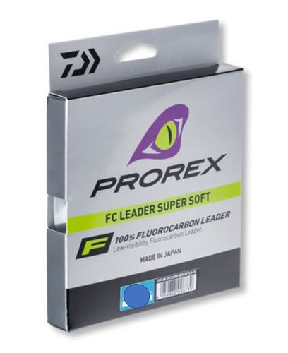 Daiwa Prorex FC Super Soft Leader Fluorocarbon 0,18mm